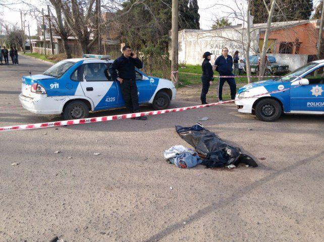 El delantero Mauro Matos protagonizó un fatal accidente en Rosario