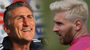 Bauza dio su primera lista, con Messi y sorpresas entre los delanteros