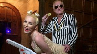La historia jamás contada de Hugh Hefner, el excéntrico dueño de Playboy