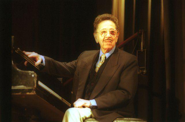 El intérprete y compositor de tango Horacio Salgán murió hoy a los 100 años.