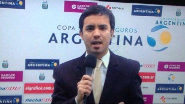 Echaron del canal al periodista acusado de acosar mujeres