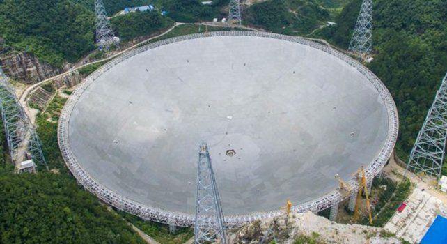 radiotelescopio