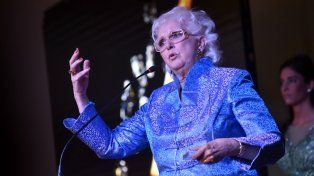 La cantante de tango Susana Rinaldi contó el accidente que sufrió junto a María Graña.