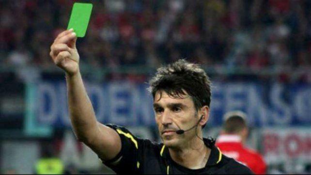 En Italia debutó la primera tarjeta verde a favor del juego limpio.