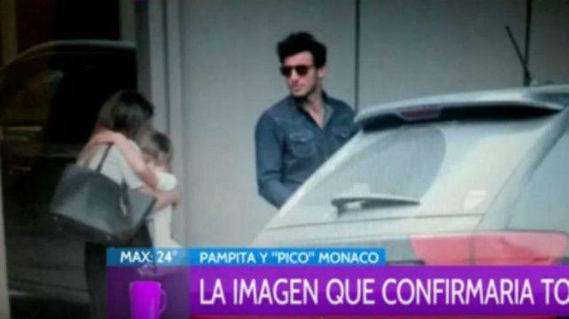 Pampita y Pico Mónaco avanzan con su romance bajo perfil