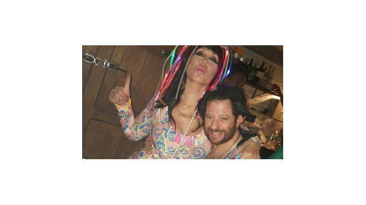 Moria y Ottavis suelen compartir fiestas nocturnas.
