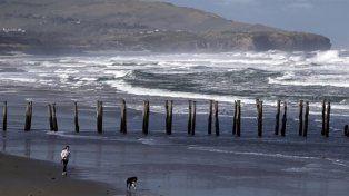 Nueva Zelanda emitió un alerta de tsunami tras sufrir un terremoto de magnitud  7,4
