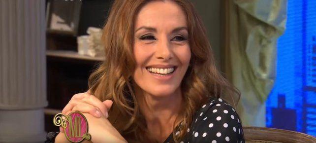 Viviana Saccone habló de lo mejor de salir con un hombre 25 años menor