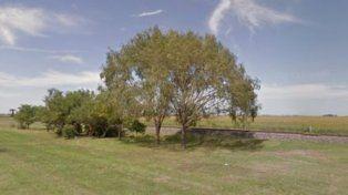 El cadáver fue hallado en el kilómetro 368 de la ruta nacional 11