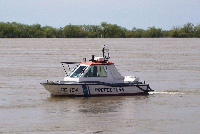El cuerpo del joven fue encontrado por Prefectura Naval de Victoria.