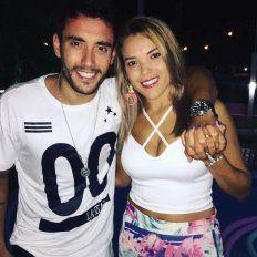 La novia de uno de los jugadores de Chapecoense presintió el fatal accidente