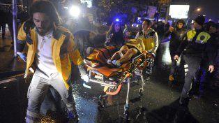Un atentado en boliche Estambul dejó un saldo de 39 muertos y 65 heridos