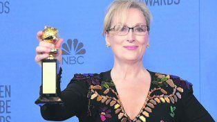 Las estrellas salieron a defender a Meryl Streep copy
