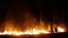 El fuego ya consumió 67 mil hectáreas en una zona agrícola ubicada a 80 kilómetros de Santiago.