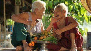 Japón tiene índices de longevidad por encima del promedio.