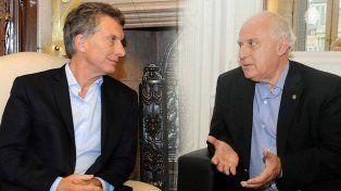 Macri y Lifschitz volverán a reunirse en Santa Fe.