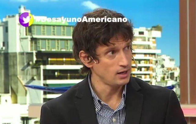 Lagomarsino dijo que Nisman tomó la decisión de dispararse, no sé por qué