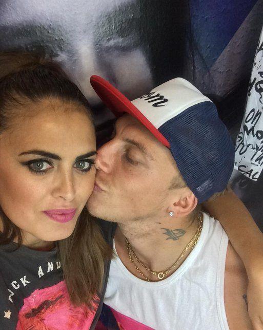 El Polaco sorprendió al confesar que está enamorado de Silvina Luna
