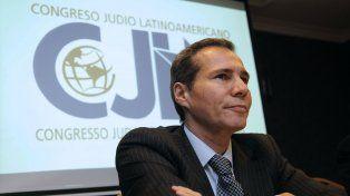 El fiscal Alberto Nisman.