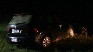 Seis muertos en un choque en la ruta 178, cerca de Las Parejas