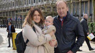 El bebé de tres meses fue citado a declarar por un error que cometió su abuelo.