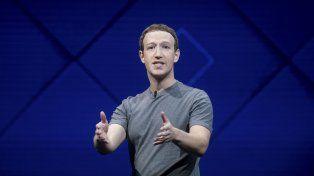 Mark Zuckerberg estuvo en la convención del Facebook donde se hizo el anuncio.