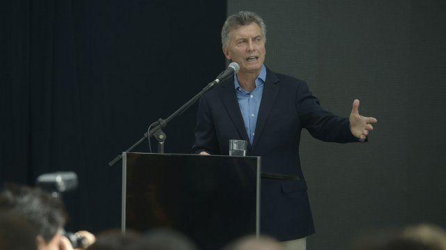 Macri repudió el ataque a la residencia de la gobernadora Alicia Kirchner