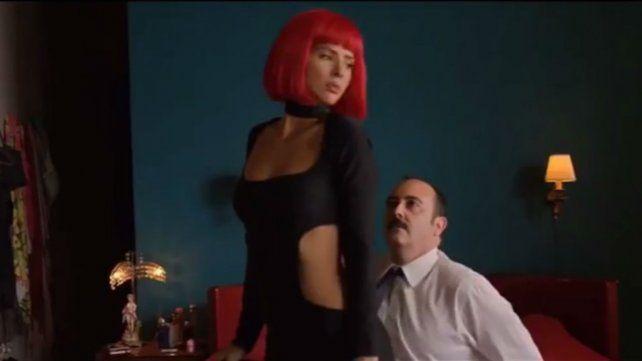 La China Suárez, súper sexy en el trailer de Sólo se vive una vez
