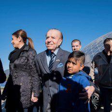 Menem será candidato a senador de La Rioja, banca que actualmente ocupa.