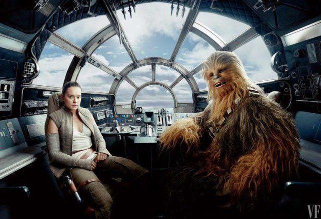 A 40 años de su estreno, Star Wars sigue siendo una máquina imparable de hacer dinero