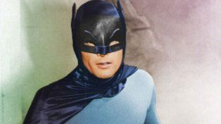 Batman en televisión fue un éxiito mundial.