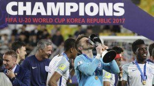Inglaterra venció a Venezuela y se coronó campeón del Mundial Sub 20