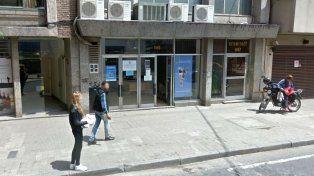 La sede local de Desarrollo Social en Rosario.