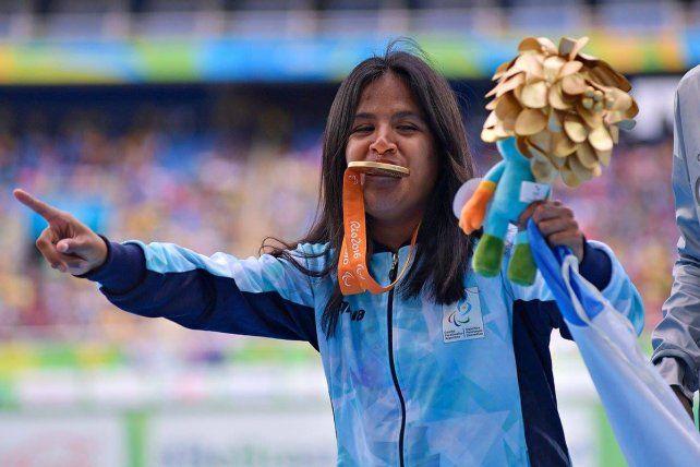 La campeona paralímpica también se quedó sin su pensión por discapacidad
