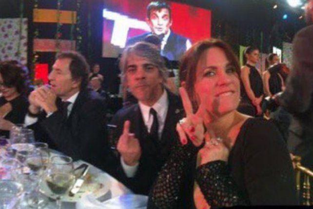 Qué dijo Pablo Vilouta sobre los gestos que le dedicaron Nancy Dupláa y Pablo Echarri