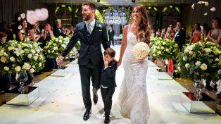 Ya declarados oficialmente marido y mujer.