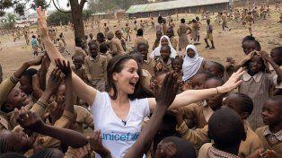 Unicef salió a bancar a Natalia Oreiro tras las críticas por las fotos con los chicos de Kenia