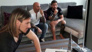 Sampaoli se reunió con Messi de cara a la decisiva doble fecha de Eliminatorias