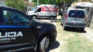 Horror en barrio Acindar por un doble femicidio de una mujer y su beba de dos años