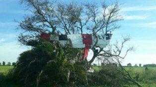 Identificaron al piloto que se mató al estrellarse su avioneta en Esperanza