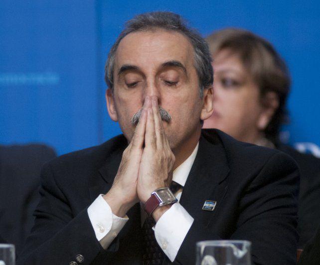 Para Moreno, el tema de los cuadernos termina con la renuncia de Macri