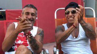 Brian Sarmiento y el Mono de Kapanga la rompieron cantando Tamo Activo
