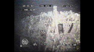 La fotografía analizada por especialistas no corresponde al submarino ARA San Juan.