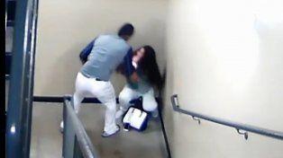 Un deportista golpeó a su mujer, fue escrachado y se quedó sin trabajo
