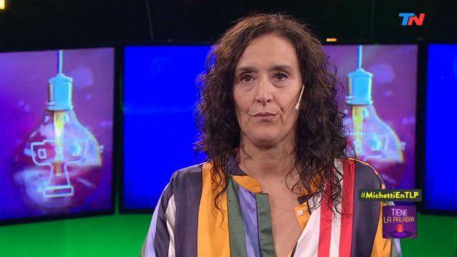 Michetti pidió hacer el esfuerzo para no ver al papa Francisco como un actor político de la Argentina