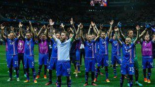 Islandia anunció un boicot para el Mundial de Rusia