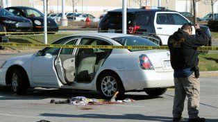 Una nena le disparó por accidente a su mamá embarazada