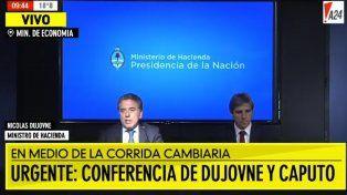Dujovne ratificó la política hacia el equilibrio fiscal y dijo que el país seguirá creciendo muchos años más