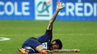 La conmovedora carta de Dani Alves para despedirse del Mundial de Rusia