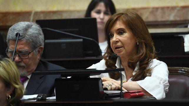 Cristina se suma y apoyará la legalización del aborto en el Senado